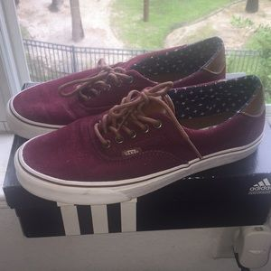 Vans maroon - size 9.5 Condition: like new 9/10